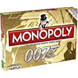 Monopoly 50th Anniversary Edition James Bond