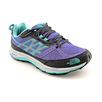 The North Face Ultra Guide Trail Running Shoe - Women's Moody Blue/Ion Blue 6