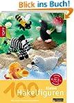 100 kleine H�kelfiguren: Mit vielen A...