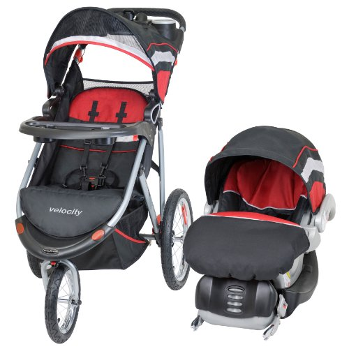 Baby Trend Velocity Travel Jogger System, Volcano