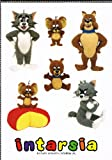 img - for Tom & Jerry Toys : 6 Knitting Patterns. book / textbook / text book