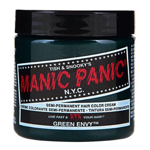 manic panic マニックパニック マニックパニックヘアカラー グリーンエンヴィ MC11014 118ml