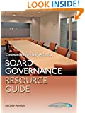 Board Governance Resource Guide for Nonprofit Organizations