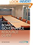 Board Governance Resource Guide for N...