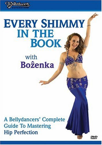 Every Shimmy in the Book With Bozenka [DVD] [Import]