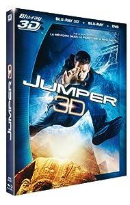 Jumper [Combo Blu-ray 3D + Blu-ray + DVD]