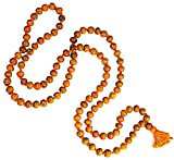 HALDI JAPA MALA ~ w/ Mantra Meditation Sleeve