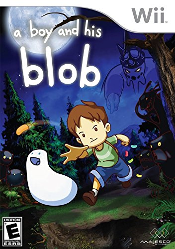 A Boy and His Blob (Jelly Belly Wii compare prices)