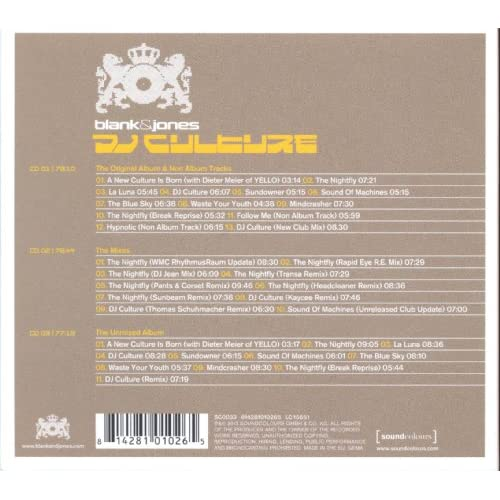 Dj-Culture-Super-Deluxe-Edition-Blank-Jones-Audio-CD