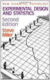 Experimental Design and Statistics (New Essential Psychology) (0415040116) by Miller, Steve