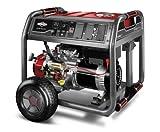 Briggs & Stratton 30470 7,000 Watt 420cc Gas Powered Portable Generator With Wheel Kit