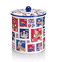 Coronation Biscuit Tin