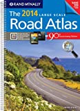 img - for Rand McNally 2014 Large Scale Road Atlas (Rand McNally Large Scale Road Atlas U. S. A.) book / textbook / text book