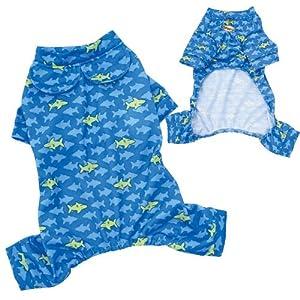 Pajamas for Dogs, Dog PJs, Dogs Pajamas, Puppy, Cotton, Fleece, Footed