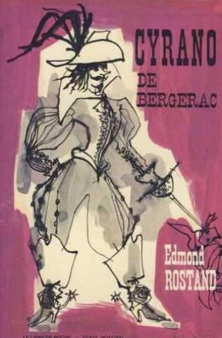 Cyrano de bergerac, Rostand Edmond