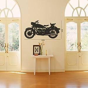 23 6 X 47 2 Olivia Large Motorcycle Wall