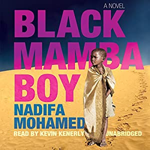 Black Mamba Boy Audiobook