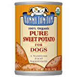 Nummy Tum Tum Pure Sweet Potato, 15-Ounce Cans (Pack of 12)
