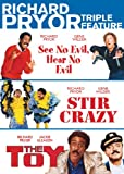 Richard Pryor Triple Feature (See No Evil, Hear No Evil / Stir Crazy / The Toy) [Import]