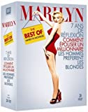 Marilyn Monroe - coffret 3 DVD