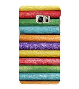 EPICCASE Colorful rolls Mobile Back Case Cover For Samsung Galaxy Note 5 Edge (Designer Case)