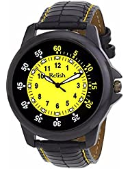 Relish Black Collection Analog Watches For Men - RELISH-509