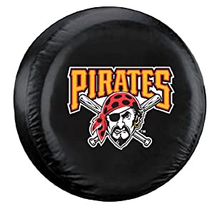 MLB Pittsburgh Pirates Tire Cover by Fremont Die