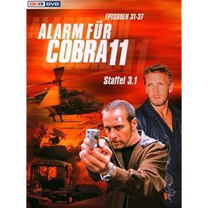 Alarm für Cobra 11 - die Autobahnpolizei: Staffel 3.1 [2 DVDs]