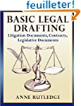 Basic Legal Drafting: Litigation Docu...