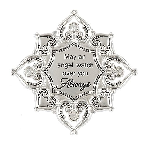 Ganz Visor Clip Car Charm May an Angel watch over you always ER39018 (Jesus Clip compare prices)
