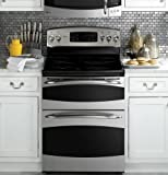 GE Profile : PB970SPSS 30 Electric Range - Stainless Steel