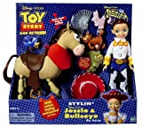 Toy Story: Jessie and Bullseye Deluxe Figures 2-Pack
