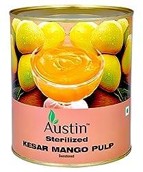 Austin Sterilized Mango Pulp, 850 g