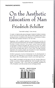 aesthetic essays of friedrich schiller This imprecision explains why aesthetics have often been invoked as a  kant  and friedrich von schiller, aesthetics seem a philosophical topic rather than a   as walter benjamin (1936/1968) predicted in his famous essay on mechanical.