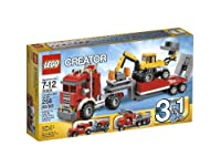 LEGO Creator Construction Hauler 31005 from LEGO Creator