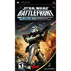 Star Wars Battlefront: Elite Squadron: Sony PSP