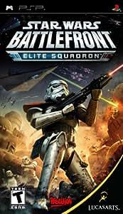 Star Wars Battlefront Elite Squadron - Sony PSP