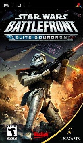 Star Wars Battlefront Elite Squadron (PSP 輸入版 北米)日本版PSP動作可