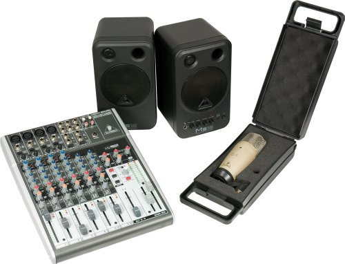 Behringer USB Recording Package