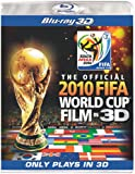 The Official 2010 FIFA World Cup Film [Blu-ray 3D]