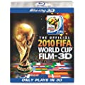 The Official 2010 FIFA World Cup Film in 3D [Blu-ray 3D]