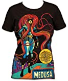 Juniors' Marvel Comics Medusa Magnificent Tunic T-shirt