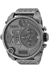 Diesel Men's DZ7247 SBA Gunmetal Watch