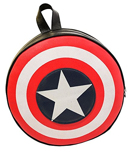 Captain America 's Shield Backpack