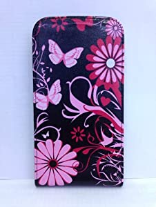 Cuir Coque Strass Case Etui Coque étui de portefeuille protection Coque Case Cas Cuir Swag Pour Samsung galaxy Note 2 N7100 A07