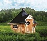 Exklusive Grillhütte 7