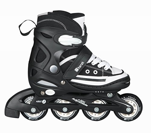 Chicago Rally Junior Boys Adjustable Inline Skate (Size 1-4),Colors may vary (Chicago Roller Blades compare prices)
