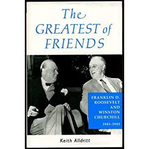 The Greatest of Friends - Keith Alldritt