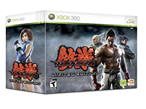 Tekken 6 Limited Edition Wireless Fight Stick Bundle -Xbox 360