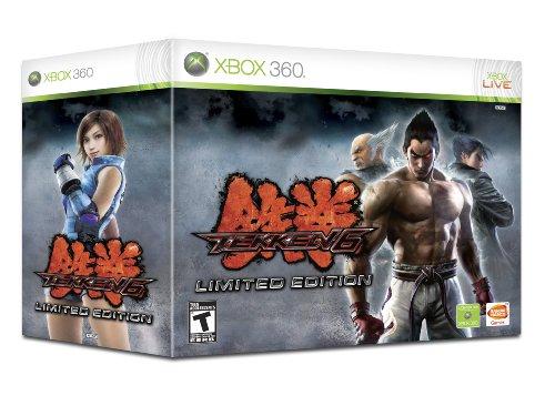 Tekken 6 Limited Edition Wireless Fight Stick Bundle